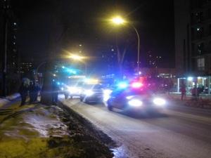 Voitures de police... Encore quelques douzaines et on y est !