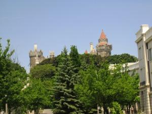 Casa Loma, château d'un visionnaire un peu mégalo