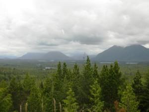 Vue depuis Radar Hill
