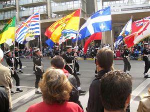 Petite série de drapeaux