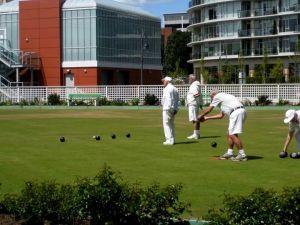 Et les joueurs de Green Bowling...