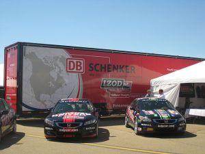 DB, la SNCF allemande, et entreprise logistique mondiale
