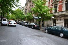 10-Les voitures de luxe pres de la 5e Avenue