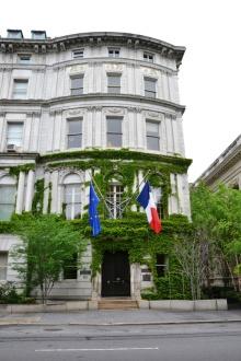 12-Consulat de France sur la 5e Avenue...