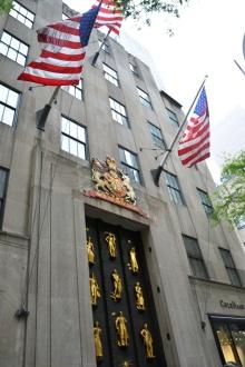14-Batiment British pres de Rockefeller Plaza