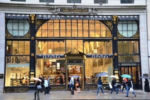 17-Boutique Sephora sur Broadway
