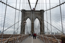 19-Cables de Brooklyn Bridge