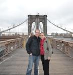 20-Tous les deux sur Brooklyn Bridge