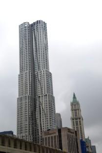 21-L'immeuble qui part en vrille