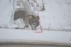 Travaux à proximité du pipeline