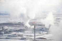 Torche raffinerie