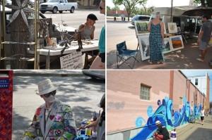 Festival d'art tout près de chez nous