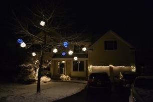 La (magnifique) maison de nos hôtes