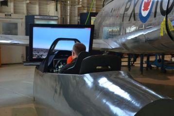 Simulateur de vols