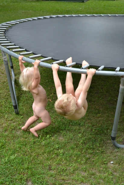 Nos acrobates