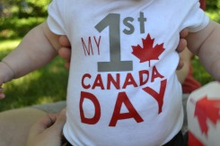 My first Canada Day