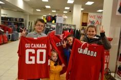 Go Canada !