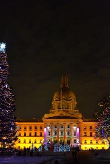 Illuminations à la Legislature