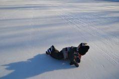 Dur dur de faire du patin