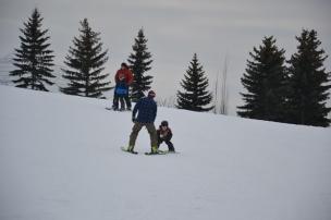 Première descente