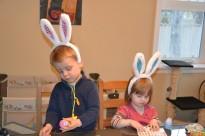 Des petits lapins