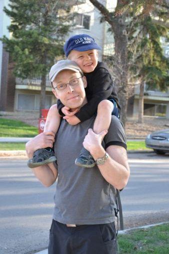 Nathan et Chris