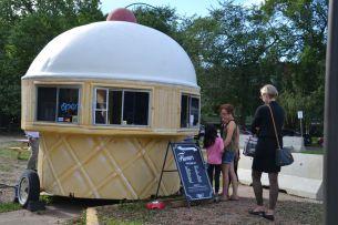 La baraque à glaces
