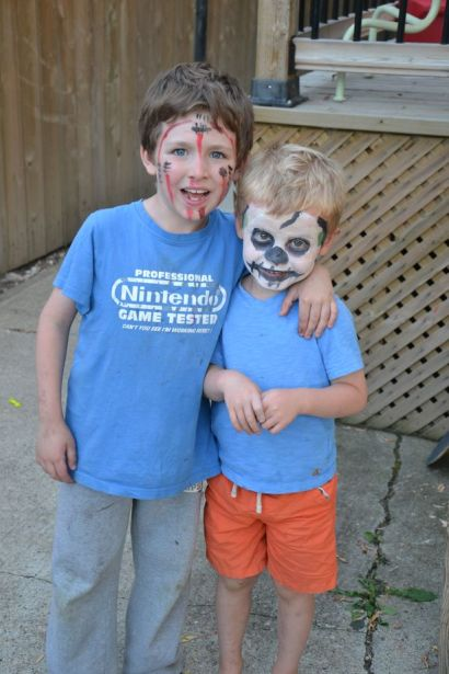 Nathan et Isaac
