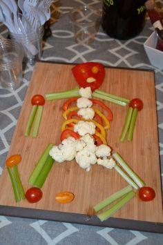 Il ne faut pas oublier les légumes