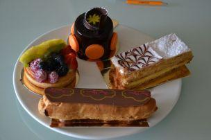 Pâtisseries d'anniversaire