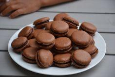 Macarons habituels