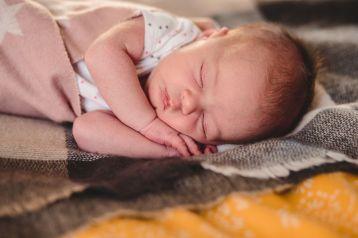 Photos de naissance - Lucie
