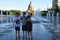 Fontaines de la législature