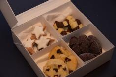 Confection des biscuits de Noël